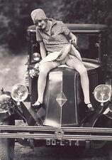 2-for-1 erótico. la alegría de Motoring. chicas, Medias, foto de coche Vintage. oferta.