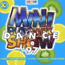 Mini Playback Dance Show 3 (1997) DJ Bobo, Aaron Carter, Backstreet Boys,.. [CD]