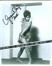 "YVONNE CRAIG NICE SIGNED EARLY B&W 8x10 PHOTO ""STAR TREK"" ""BATMAN"""