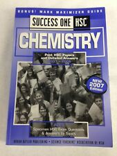 Success One HSC Chemistry Textbook 2007 Past Papers . Questions & Answers Yr12