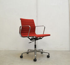 VITRA EA117 Alu OFFICE Chair BÜRO Stuhl ROT // Eames Drehstuhl HOPSAK