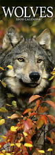 Wolves 2020 SLIM Animal Calendar 15% OFF MULTI ORDERS