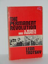 The Permanent Revolution - With Results and Prospects by Leon Trotsky 6th print