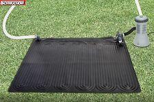 3 x Intex collecteur tapis solaire solaire 120 x 120 cm collecteur Bestway