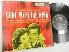 "GONE WITH THE WIND the complete music from 10"" LP Max Steiner"