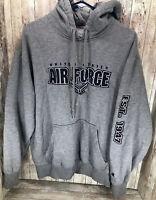 United States US Air Force Est 1947 Hoodie Sweatshirt Vintage VTG Champion Large