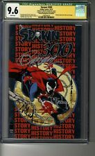 Spawn # 300 - NYCC Silver - CGC 9.6 WHITE Pages - SS5X Todd McFarlane