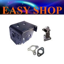 Exhaust Muffler Manifold Gasket Honda GX240 GX270 GX340 GX390 173F 188F Engine