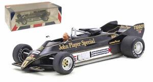 Spark UK002 Lotus 88 Presentation 1981 - Colin Chapman 1/43 Scale