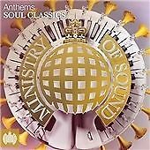 Anthems Soul Classics, 2016 cd ministry of sound new free uk postage