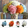 Artificial Fake Silk Flowers Peony Hydrangea FLoral Party Home Office Decor
