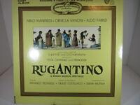 Rugantino: A Roman Musical Spectacle Warner Bros 1528 booklet Original NM c VG+