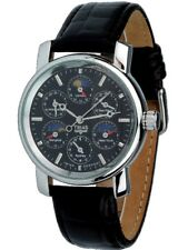 Trias Watches Automatic Watch Globaltimer 6 Städte-anzeigen Men's Watch