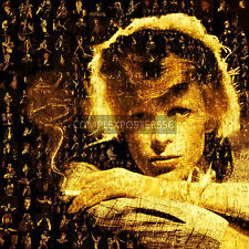 LARGE PHOTO MOSAIC POSTERS IN VARIOUS COLOURS - DAVID BOWIE'S 'YOUNG AMERICANS'