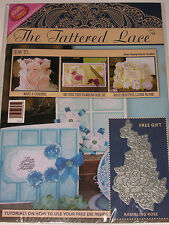 TATTERED LACE MAGAZINE #5 (INCLUDES A FREE DIE) FOR CARDS & SCRAPBOOK PAGES