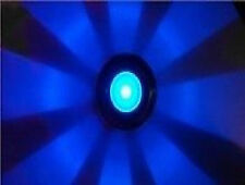 Modern 40,000 Hours Edison Fan Shadow LED Wall Light - Blue -WL51A-B