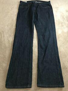 Gap Denim Bootcut Blue Jeans Mens Size 36 x 36 - Near Mint