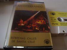 RAR CASSETTE. MEDITERRANEO. ESTRECHAS CALLES DE SANTA CRUZ. APFRODITA