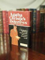 AGATHA CHRISTIE'S DETECTIVES Five Complete Novels HC/DJ 1982