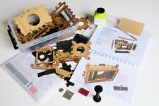 Sténokit : un appareil photo à sténopé en kit (DIY pinhole camera)