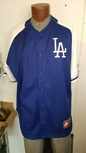 Steve Garvey Nike Los Angeles Dodgers Cooperstown Collection Jersey Size XL