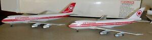 Dragon Wings  1:400 Air Canada Boeing 747-233 -  2 Plane Set -   55434