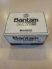 Vintage Shimano Bantam 201 SG With Box And Original Decal!! Great Condition
