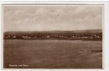 BARASSIE near TROON: Ayrshire postcard (C12455)