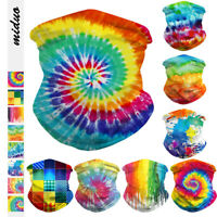 Polyester 10x20 inch Balaclava Bandana Scarf Handkerchiefs Head Wrap for Adults