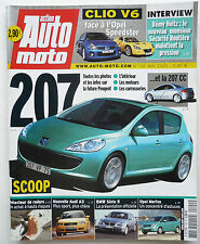 Presse - Magazine - ACTION AUTO MOTO - n° 100 - Mai 2003