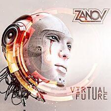 Virtual Future - Zanov (2014, CD NEUF)