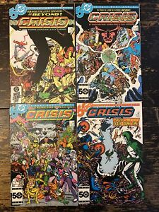 Crisis On Infinite Earths #2, 3, 9, 10 (DC) Free Combine Shipping