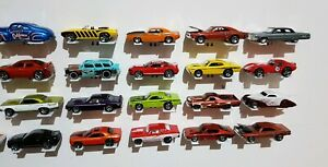 24 Hot Wheels discreet Display Shelf more colours available