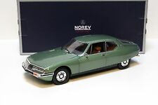 1:18 Norev Citroen SM 1971 green NEW bei PREMIUM-MODELCARS