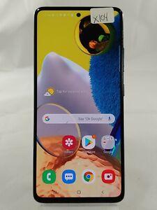 Samsung Galaxy A51 5G SM-A516U 128GB AT&T GSM Unlocked Smartphone Black X104