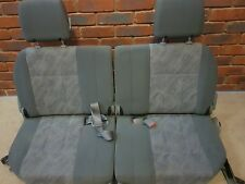 100 series landcruiser 3rd row seats in great condition.