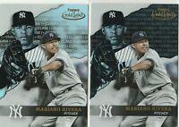 2020 Topps Gold Label Mariano Rivera Class 1 Black & Class 1 New York Yankees