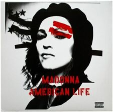 2LP MADONNA AMERICAN LIFE VINYL