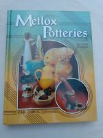 California Metlox Potteries 2nd Ed Patterns Shapes Dates Illustrated Book Values