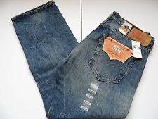 Men's Sz 36x29 LEVI'S 501 Original Fit Straight leg button-fly Jeans MSRP $68