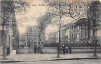 CPA 75 PARIS XIVe VILLA CHENU 233 RUE D'ALESIA