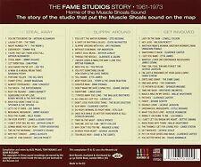 FAME STUDIOS STORY 1961-1973 - FAME/ACE 3CD SOUL COMPILATION NEW CD ALBUM