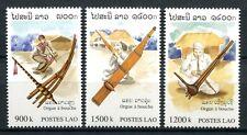 Laos Lao 1998 Mundorgeln Musik Musikinstrumente Music 1645-1647 Postfrisch MNH
