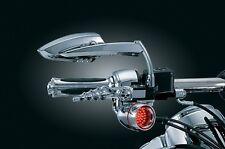 Kuryakyn Scythe Replacement Mirrors Harley Indian Metric Sport Bike Victory 1449