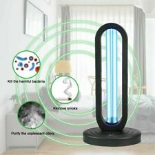 38W UV Ozone Ultraviolet Germicidal Light Disinfection Home 38W Remote Control