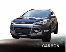 Hood Bra For Ford Kuga 2.generation Generation Car Stone Chip Protection Carbon