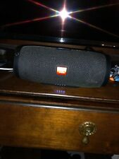 JBL Charge 3 Waterproof Portable Bluetooth Speaker (BLACK) *No Charger*