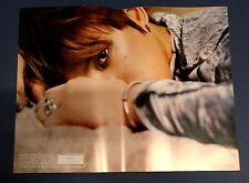 KIM JAE JOONG TOHOSHINKI TVXQ- No.X (2nd Album) OFFICIAL POSTER *HARD TUBE CASE*