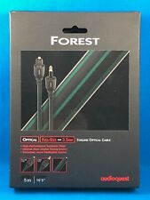 """Audioquest - Forest - Toslink Optical Cable (5m - 16' 5"""") OPTFO05M"""