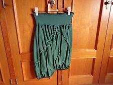 Falda verde asimétrica boho. Talla M. Usada. Mira mis otros artículos.